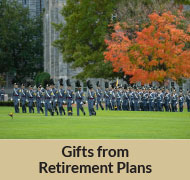 Gifts of Retirement Plans Rollover
