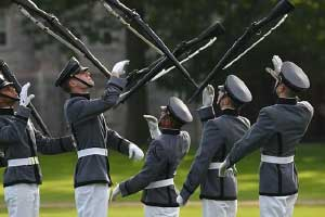 Photo of West Point cadets